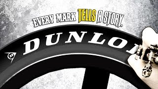 Dunlop wheel markings - Every mark tells a story
