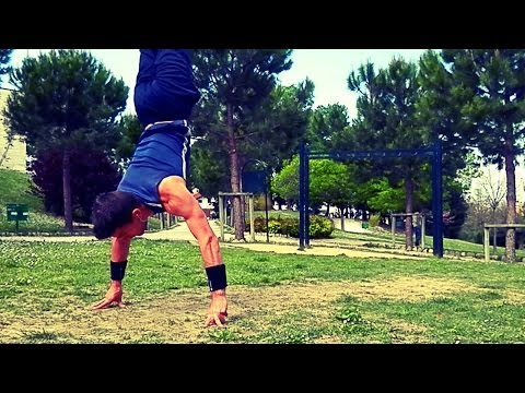 Three Fingers Handstand Pushup & Some New Stuff