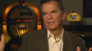 Dick Clark discusses the genesis of New Year's Rockin' Eve - EMMYTVLEGENDS.ORG