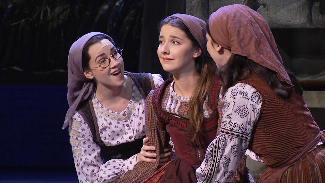 Matchmaker Fiddler On The Roof National Tour Youtube
