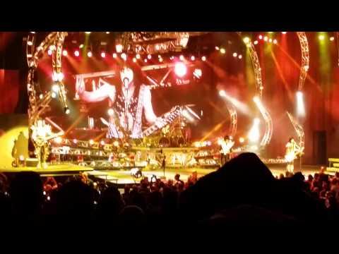 Kiss 8/26/14 Blossom Music Center