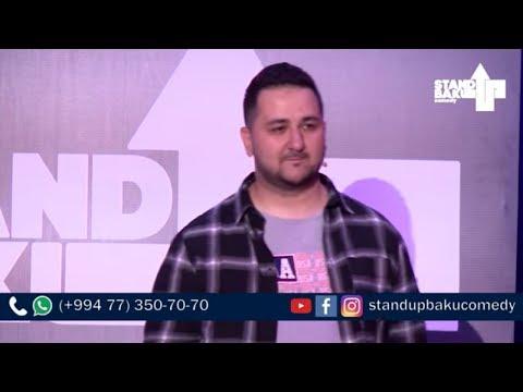 Cəmil Məmmədli (Stand UP Baku - 7-ci şou)