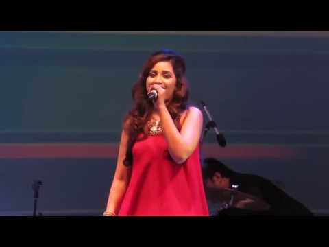 Shreya Ghoshal And Rahat Fateh Ali Khan Last Night Soulful Live Performance 2017