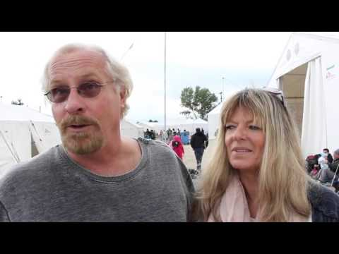 Tommie & Gunilla Naumann Interview for CityHope Disaster Relief in Greece.
