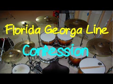 """Florida Georgia Line - """"Confession"""" (Drum Cover) BEST VERSION"""