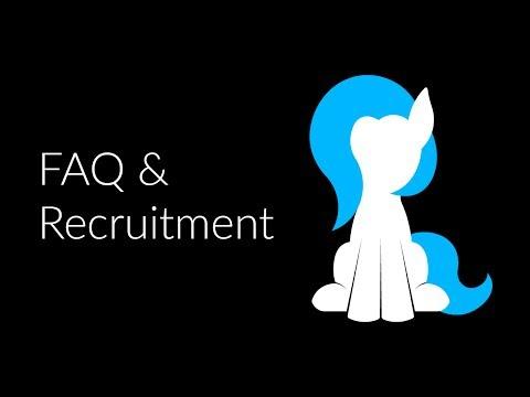 Recruitment & FAQ