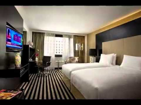 Hotel room interior design youtube for Hotel room decor