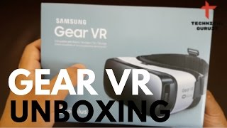 Samsung Gear VR Unboxing | Cheap VR Solution | Powered by Oculus