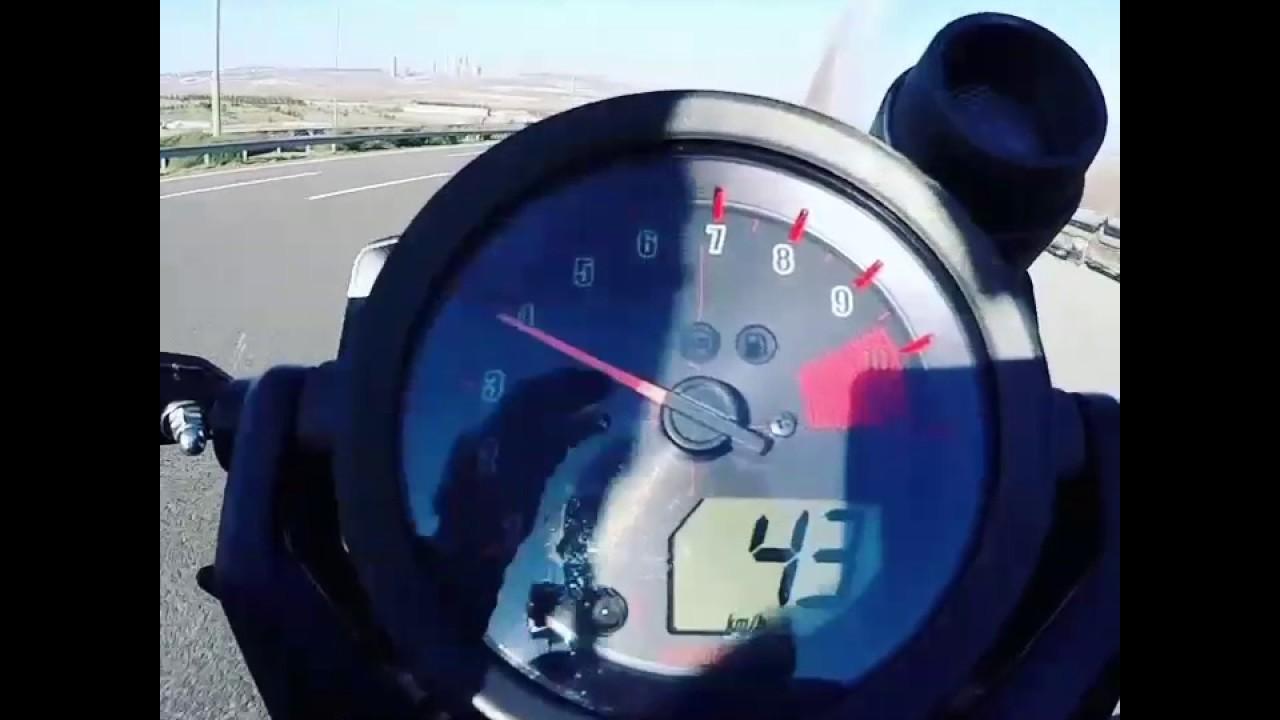yamaha vmax1700 top speed 292 km h [ 1280 x 720 Pixel ]
