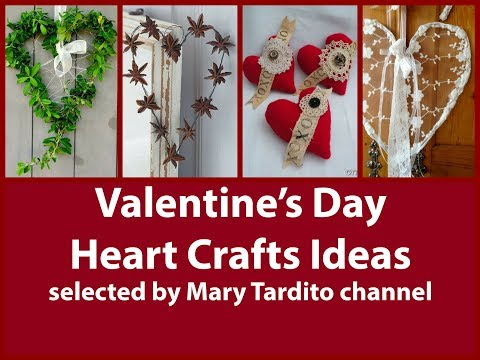 50 Cute Valentine S Day Sewing Projects Valentine S Craft Ideas To