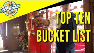 Top 10 Disneyland Bucket List | Fresh Baked Top 10