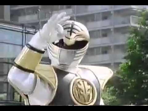 Gosei Sentai Dairanger - Kibaranger Plays With His Powers