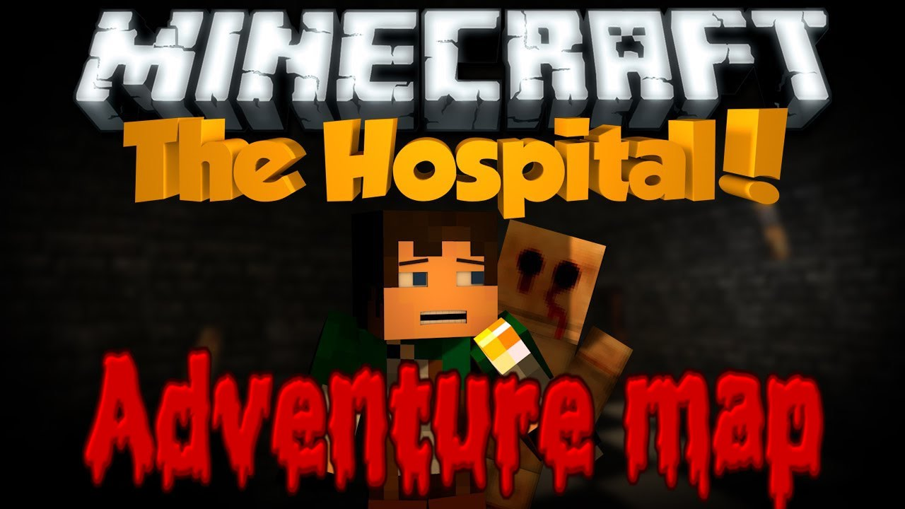 THE HOSPITAL HORROR ADVENTURE DOWNLOAD BY CADE122 MINECRAFT PS3