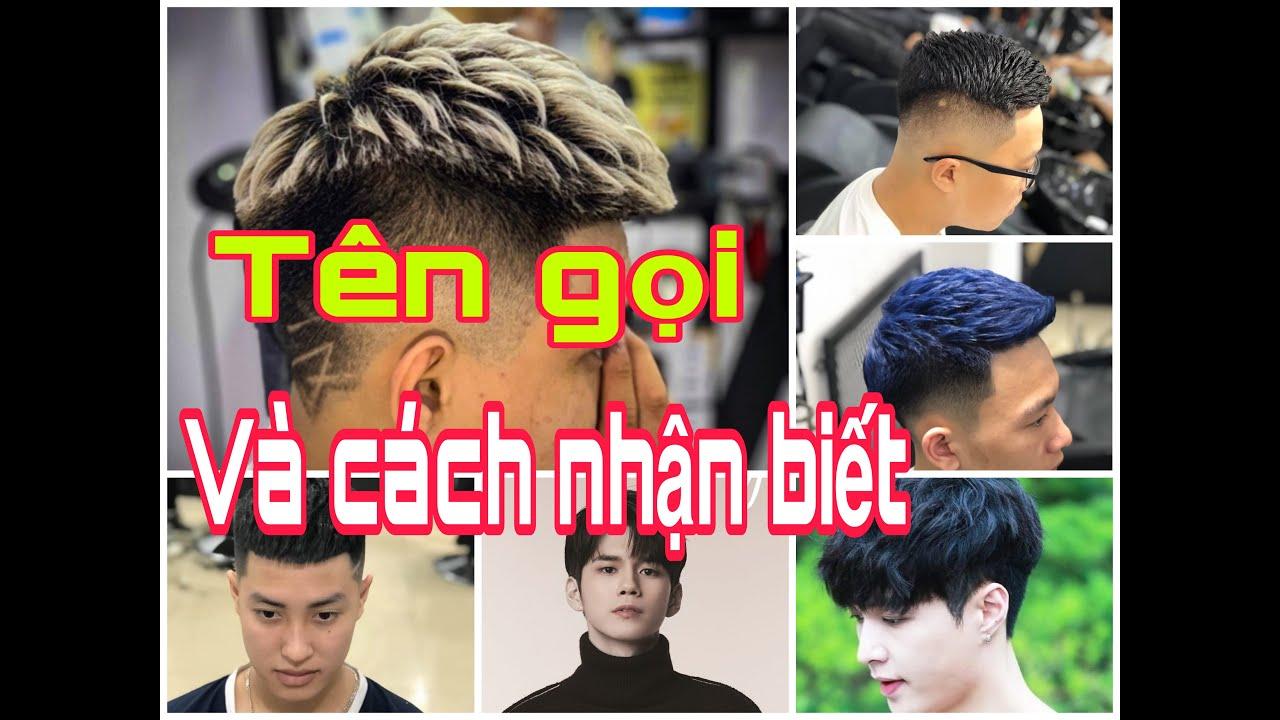 Những kiểu tóc nam đẹp cho ae tham khảo | Những kiểu tóc nam dẫn đầu xu hướng