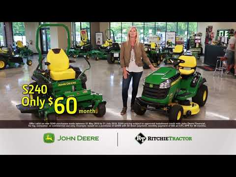 John Deere Promotions available at Ritchie Tractor