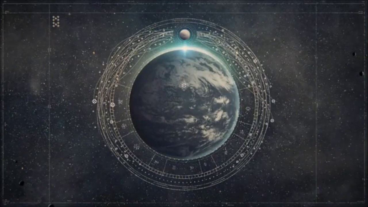 Destinys Traveler Is A Symbol For Christ Lore Youtube
