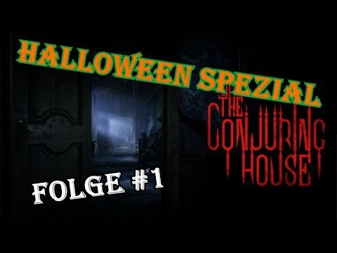 🔴 The Conjuring House Mit Facecam Halloween Spezial!!! #1