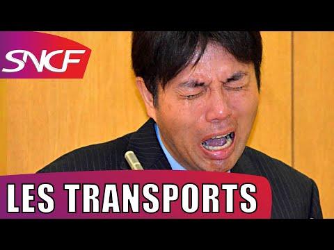 Les évadés du bureau - Les transports