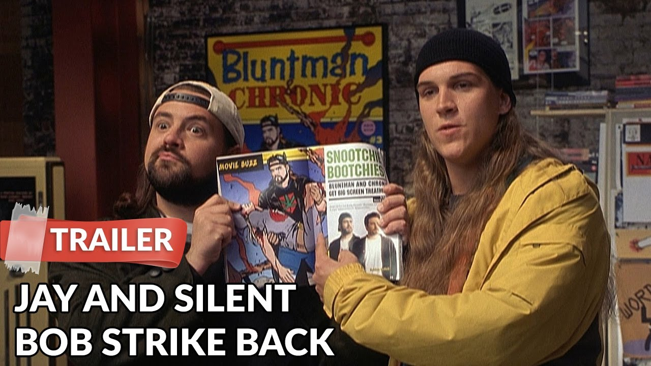 Download Jay and Silent Bob Strike Back 2001 Trailer | Kevin Smith | Jason Mewes