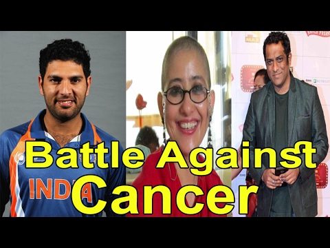 6 Celebrities Who Won The Battle Against Cancer