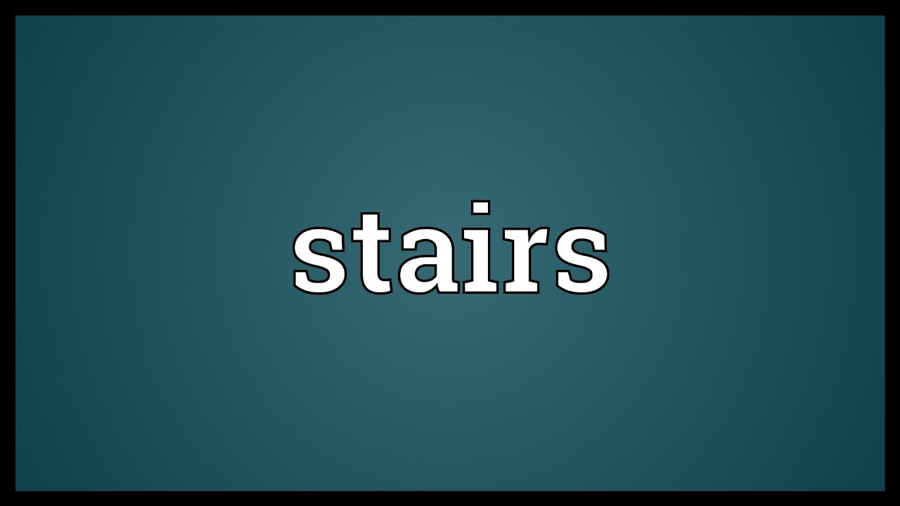 staircase dictionary meaning : Staircase Gallery