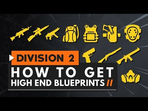 The Division 2 High-End Weapons - How to Find High-End Gun