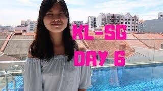 Gambar cover DAY 6-7: SINGAPORE AIRBNB | LAST DAY IN SG | KL-SINGAPORE VLOGS