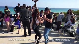 India Martinez - Vencer al Amor (AaronMora Bachata)