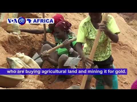 VOA60 Africa April 23, 2018