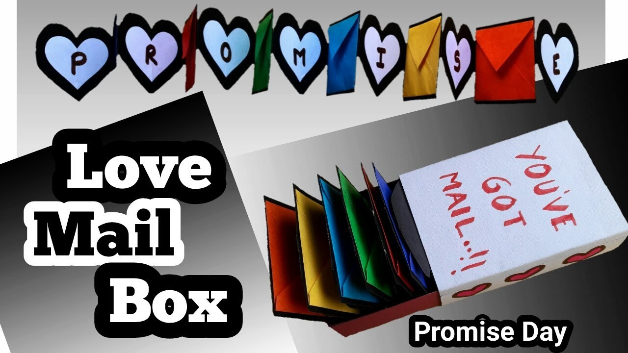 best promise day gift friendship day gift ideas unique love letter