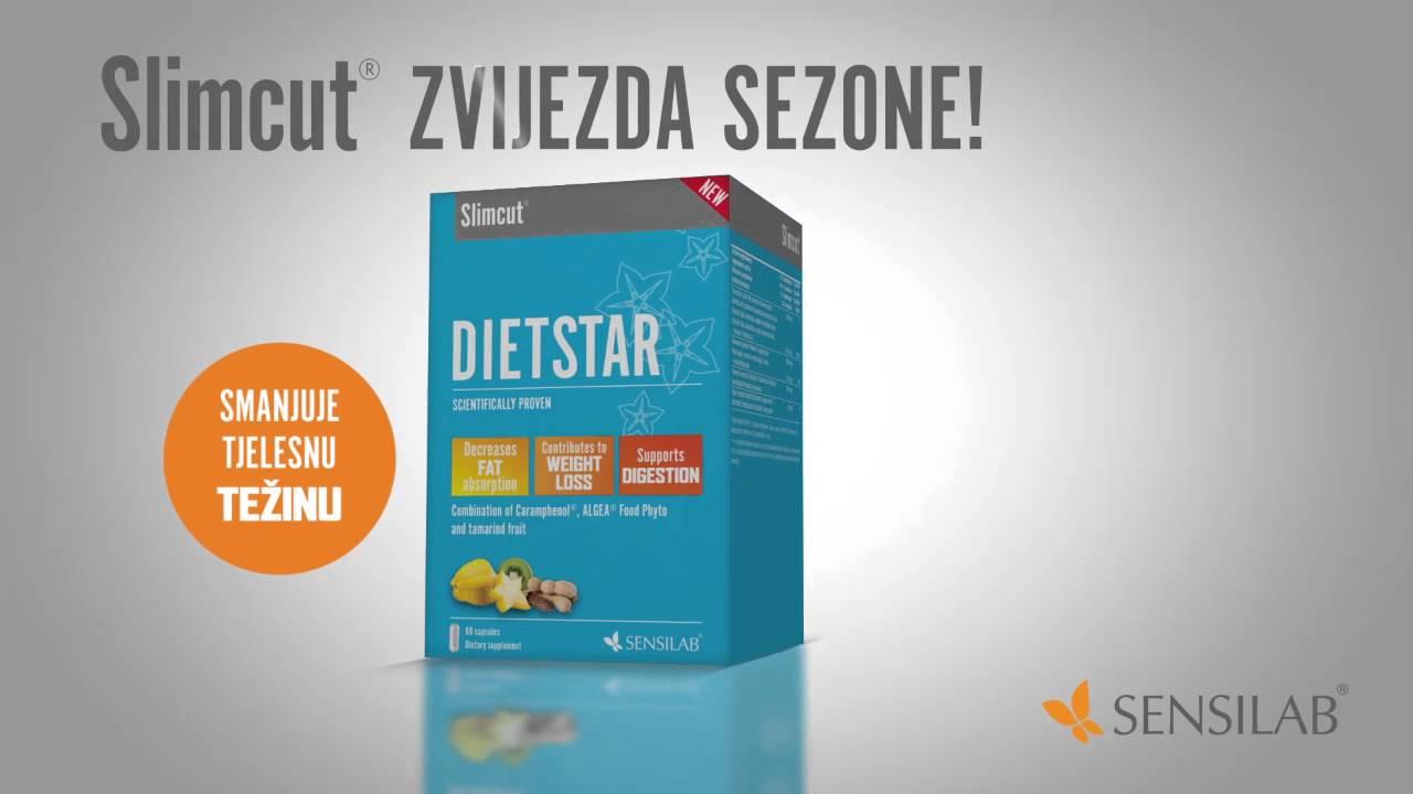 Sensilab SLIMCUT Dietstar - YouTube