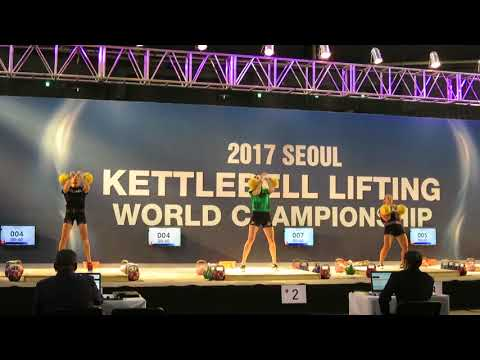 Team Canada GOLD MEDAL Clean & Jerk Set at WORLDS! (FIRST MINUTE)