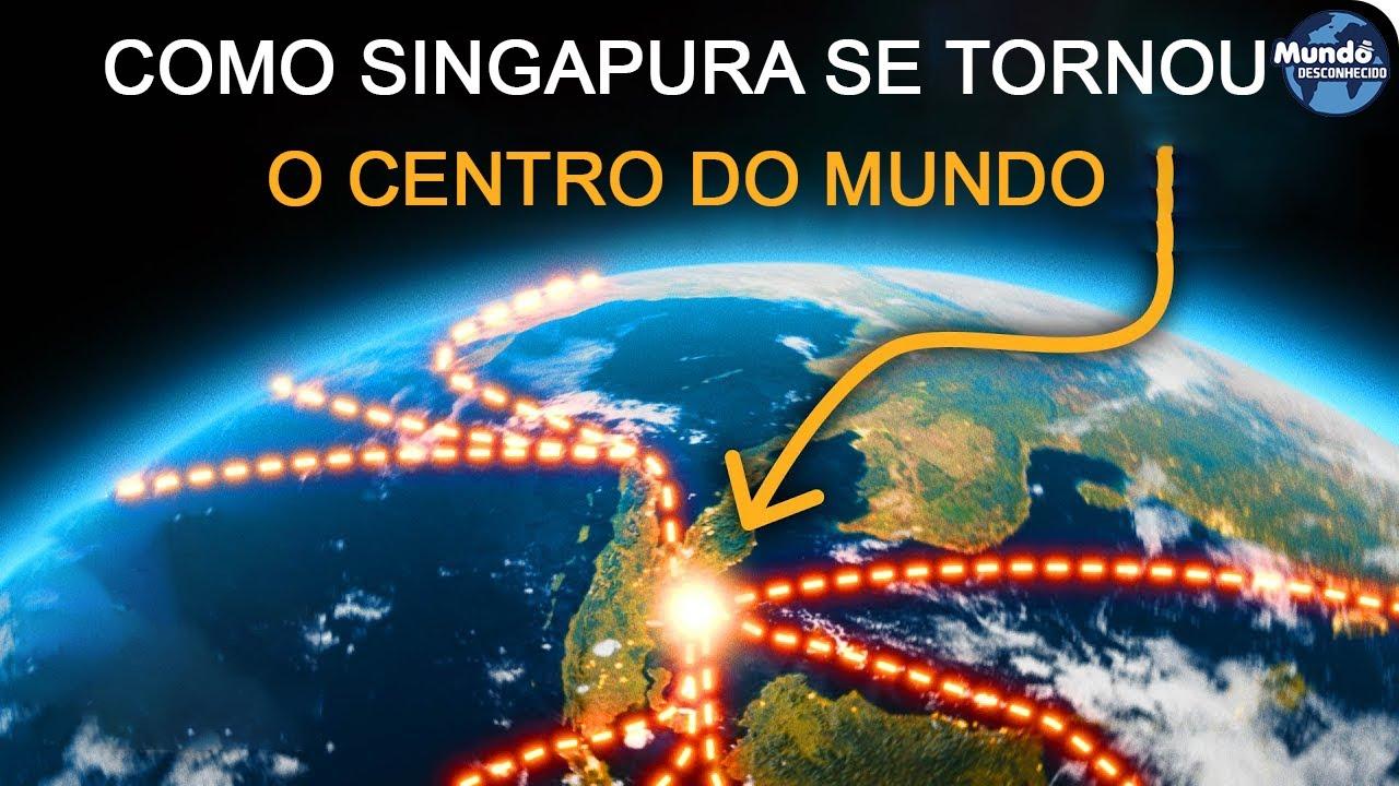 Download COMO SINGAPURA SE TORNOU O CENTRO DO MUNDO | Mundo Desconhecido