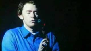 clay aiken because you loved me