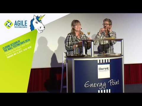 AgileTD Wrap-Up Session with Lisa Crispin & Janet Gregory