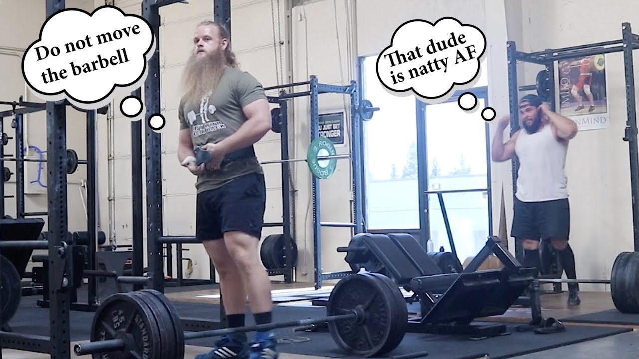 Garage gym chatter u may