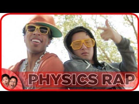 Physics Rap: Newton's Laws | The Fu