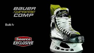 Source Exclusive: Bauer Supreme Comp Hockey Skates (2018) | Source For Sports