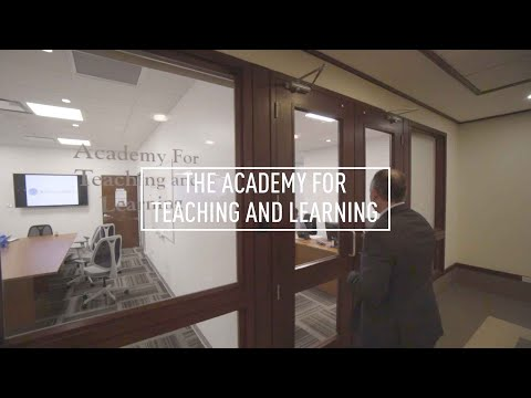The Academy for Teaching and Learning