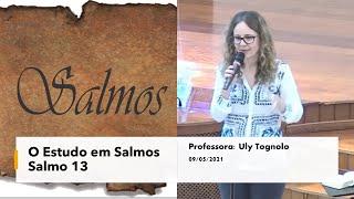 ESTUDOS EM SALMOS - SALMO 13 EBD - 09.05.2021