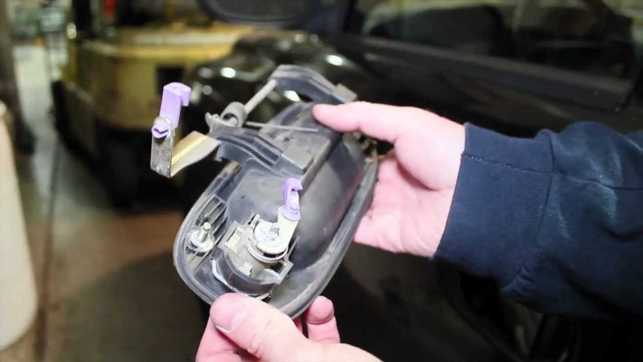 2000 dodge durango door lock diagram remove  replace front exterior door handle 99 durango youtube  replace front exterior door handle