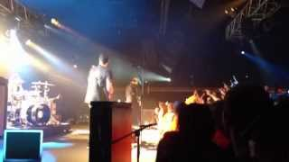 Blink 182 - Carousel (live at the Starland Ballroom, 9.10.13)