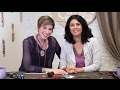 Artbeads Cafe - Leather and Gemstone Bracelets with Candie Cooper and Cynthia Kimura