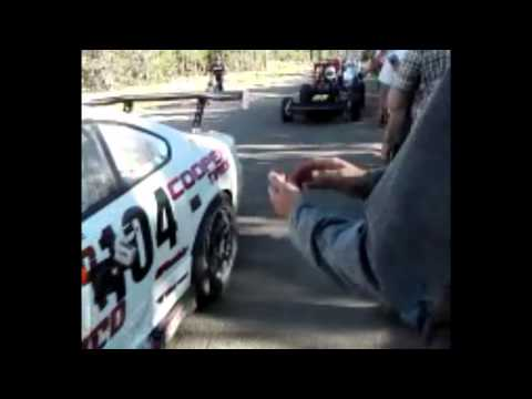 Pikes Peak International Hill Climb 2011