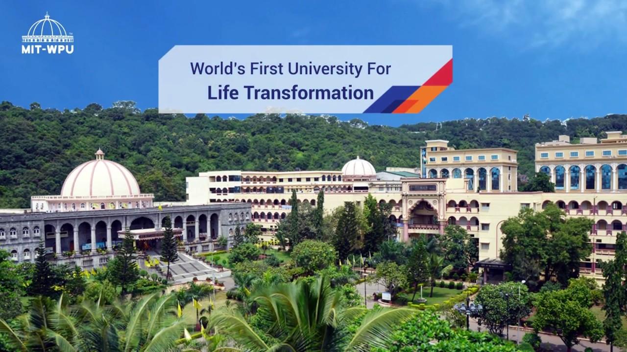 Mitwpu University Youtube