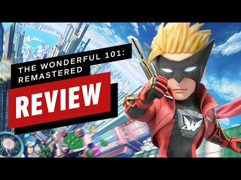The Wonderful 101: Remastered Review