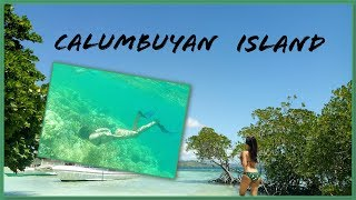 Calumbuyan Island , Coron Palawan Philippines