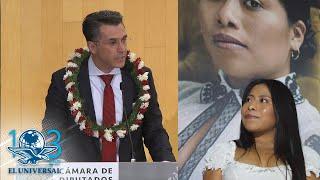 """Sergio Mayer pide no hacer memes a """"Yanitza"""" Aparicio"""