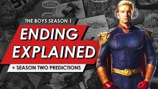 The Boys: Season One: Ending Explained Breakdown + Spoiler Review & Season 2 Predictions