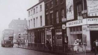Liverpool Song & Pictures of Old Scottie Road